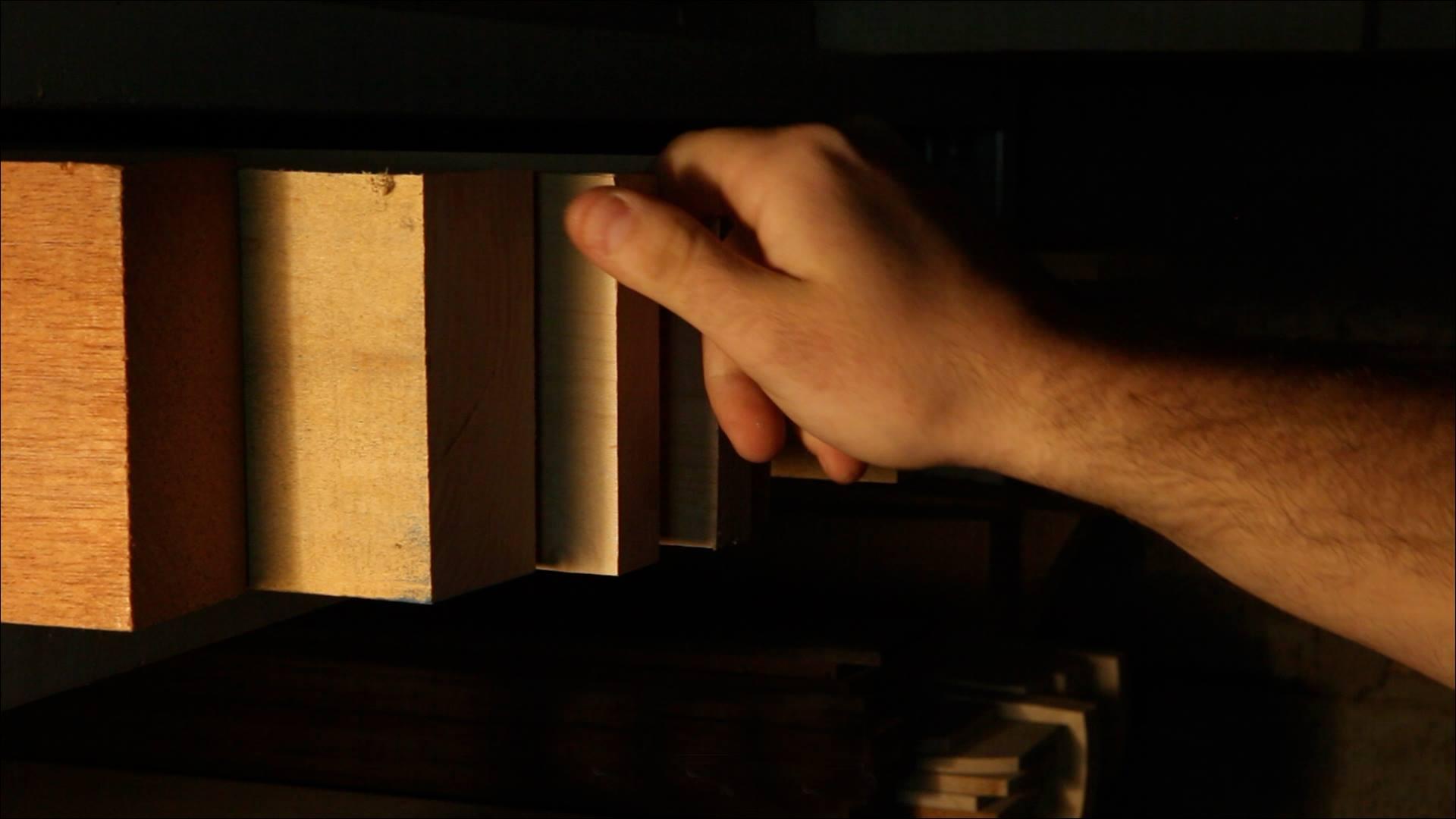 El sonido de la madera image